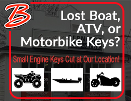 small engine keys bernards locksmith moncton